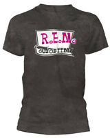 R.E.M 'Out Of Time' T-Shirt - NEW & OFFICIAL
