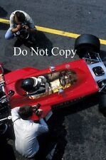 Jochen Rindt Lotus 72 F1 Season 1970 Photograph 1