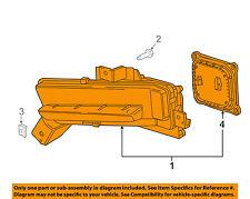 Chevrolet GM OEM Camaro Daytime Running Light Fr-Daytime Run Lamp Right 84211973