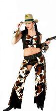 Cowgirlkostüm - Größe: 44/46 - ohne Hut
