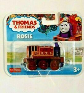 2020-Fisher Price-Thomas & Friends-ROSIE-Metal Engine-Boys & Girls-3+