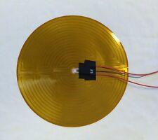 240mm 24v Round Kapton Heater, Thermisto 3D Printer US Shipping