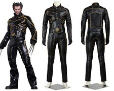 New X-Men Logan Wolverine Cosplay Costume Custom Made