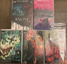 Angel #1-5 Boom! Studios Joss Whedon Buffy the Vampire Slayer Hellmouth