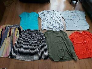 Ladies Clothing Bundle Size 16-18 tops mix