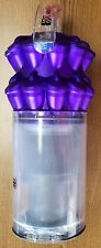 GENUINE DYSON DC50 VACUUM CYCLONE AND BIN ASSEMBLY - PURPLE - 965073-01 - USED
