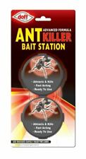 Doff Ant Killer Bait Station Trap Stop Destroy Nest 2 Trap Kill Fast Acting Home