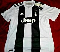 "JUVENTUS ""ADIDAS PERF. CLIMACHILL"" HOME WHITE SOCCER JERSEY MEN'S XL NEW $130"