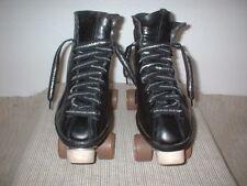 Chicago Roller Skates~Chicago 87 GBR Wheels~Hyde Boots~Men's Size-8