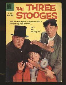 Four Color # 1043 - The Three Stooges (# 1) VG/Fine Cond.