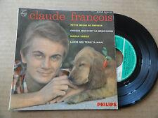 """DISQUE 45T DE  CLAUDE FRANCOIS  """" MAMAN CHERIE  """""""