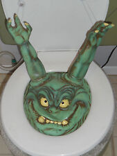 Toilet Monster Bathroom Gag Bog Monster As Seen On TV