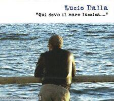 Lucio Dalla: Qui Dove Il Mare Luccica... - Box 3 CD
