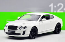 Welly 1:24 Bentley Continental Supersports Diecast Metal Model Car Vehicle New