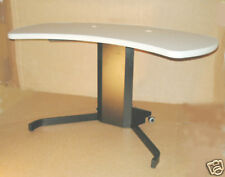 Patient Therapy Table, rehabilitation, physical therapy, Curved Top, ADA Table