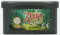 Jeu Zelda The Minish Cap - Compatible Game Boy Advance GBA SP / DS Lite / PAL