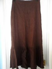 Casual Polyester Maxi Skirts Size Tall for Women