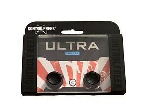 KontrolFreek Ultra Thumbsticks for PS4 PS5 Classic Black New