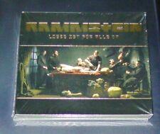 RAMMSTEIN LIEBE IST FÜR ALLE DA CD IM DIGIPAK SCHNELLER VERSAND NEU & OVP