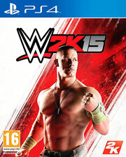 Sony PlayStation 4 Wrestling Video Games