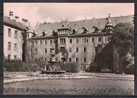 Ansichtskarte - Meiningen - Thüringen - Schloßhof - 18.06.1965