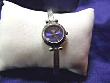 Woman's PH  Watch with Purple Face **Nice** B110-993