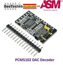 PCM5102 Decoder GY-PCM5102 I2S Interface Format Player Digital Audio PCM5102A