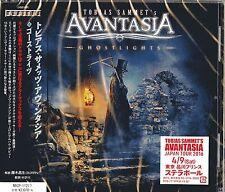 TOBIAS SAMMET'S AVANTASIA-GHOSTLIGHTS-JAPAN CD BONUS TRACK F83