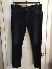 NWT SILVER Suki Skinny Jeans Womens Plus Size 22 x 31 100% Guaranteed Authentic