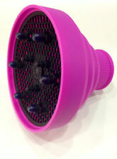 Difusor Universal PortatiL Plegable SilicoNa Color Rosa ProfesionaL