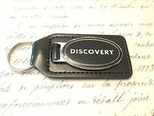 LAND ROVER COLLECTABLE BN REAL LEATHER GENUINE DEFENDER BLACK LEATHER DISCOVERY
