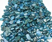 100% Natural Apatite Cabochon Sparkle Blue Apatite Smooth Polished Gemstone V75