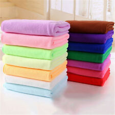 12 Hand Towels Wholesale Job Lot Offer Various Styles and Colours ALL MIXED