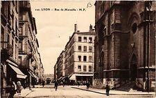 CPA Lyon-Rue de Marseille (427364)