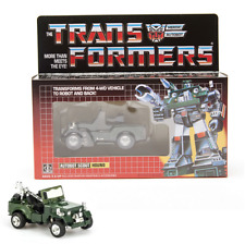 Transformers G1 Hound reissue brand new Gift  ACTION FIGURE KIDS TOYS