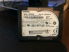 """Samsung SpinPoint HS030GB 30GB 1.8"""" PATA/ZIF Laptop Hard Drive"""