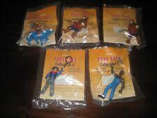 """Tall Tale Vintage """"subway"""" toys Lot 1995 (5) NIP sealed Rare"""