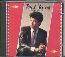 Paul Young-no cartolina CD CBS 1983