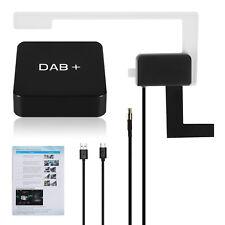 DAB+Digital Radio Antenne Aerial Verstärker Box für Android 5.1/6.0/7.1 DC 5V