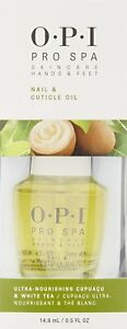 OPI Pro Spa Nail and Cuticle Oil with AVOCADO & GRAPESEED OIL - 14.8ml BOXED