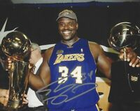 Shaquille O'Neal Shaq Autographed Signed 8x10 Photo ( HOF Lakers ) REPRINT