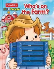 Fisher-Price Little People Who's on the Farm? (Guess Who) - VeryGood - Fisher-Pr