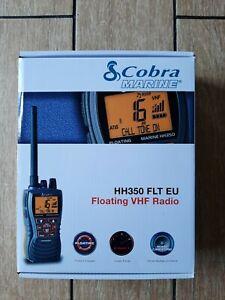 NEW Cobra Marine HH350 VHF Floating Radio