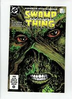 Swamp Thing #49 1st Cameo Appearance Justice League Dark Alan Moore