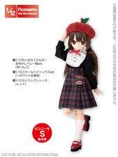 Azone Picconeemo S / M Chiisanakudamono Omekashi Beret Set Red Apple 1/12 Doll
