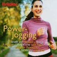 BRIGITTE POWER JOGGING CD NEUWARE
