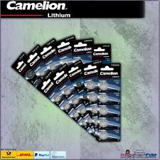 Camelion  CR1216 CR1220 CR1620 CR2016 CR2025 CR2032 CR2430 CR2450 Knopfzellen