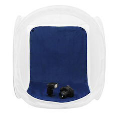 """120cm/48"""" Photography Cube Softbox Studio Backdrop Lighting Tent For DLSR Camera"""