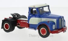 Scania 110 Super   bleu/blanc 1953  1/43 ixo  IXOTR059