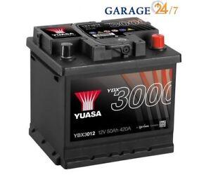 ACCUMULATORE AUTO YUASA - YBX3012